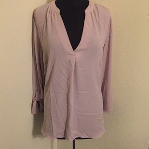 Soho NY&Co Sheer Blouse XL